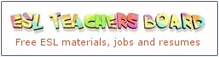 Free teaching materials, jobs and resumes